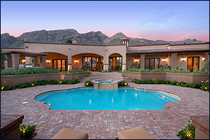 Image result for luxury catalina foothills homes with views